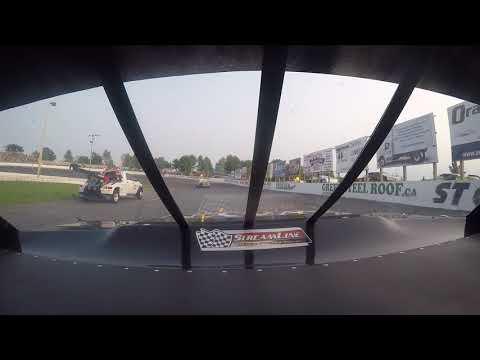 Sunset Speedway   Aug 18 2018   Super Stock Heat 1
