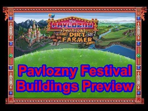Pavlozny Festival Farm Preview - Buildings