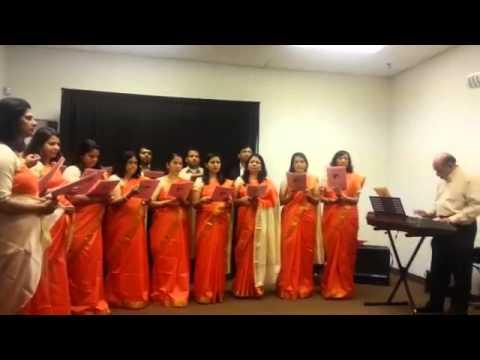 Adult Choir Song - Christmas Program 2014