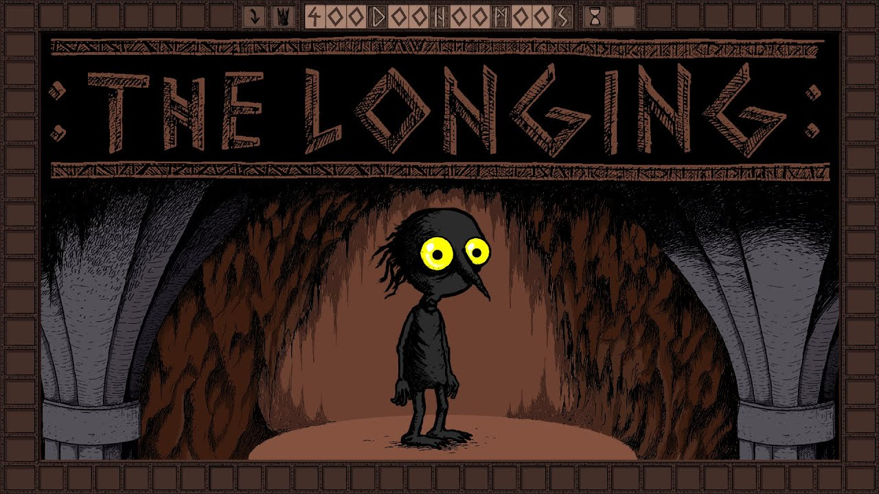 THE LONGING Presskit