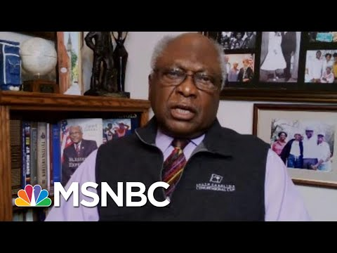 Rep. Clyburn: Biden Exemplifies What Is Good About The U.S. | Morning Joe | MSNBC
