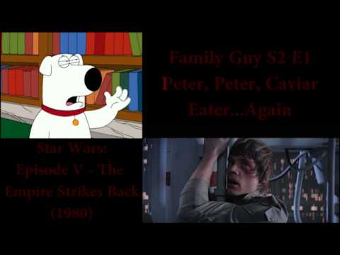 Family Guy References and Their Sources Part 1