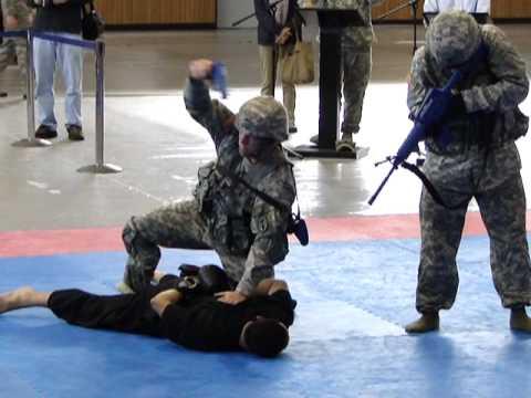 20091114]米陸軍&陸自xキャンプ...