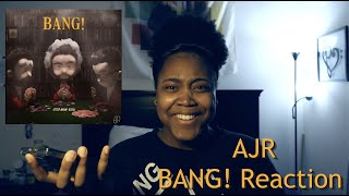BANG! AJR Audio Reaction!