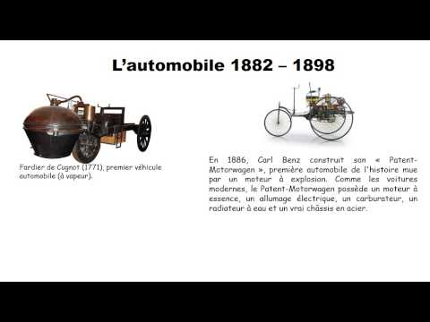 Progrès Techniques Et Scientifiques Au XIXe Siècle - Cm2 – Diaporama – TBI