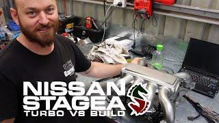 Nissan Stagea 'Double Unicorn' Build - Episode 11