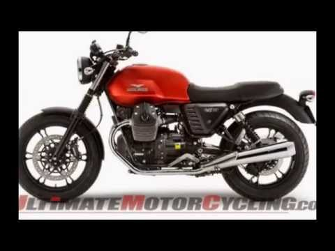 2015 moto guzzi v7 ii first look youtube. Black Bedroom Furniture Sets. Home Design Ideas
