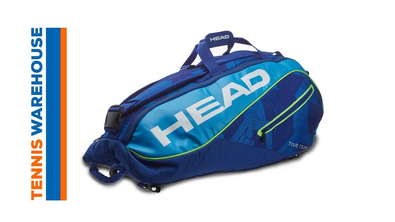 3aa0b6ee5830 Head Tour Team 9R Supercombi Bag. Tennis Warehouse