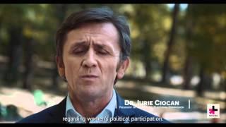"""Mişcarea de solidaritate pentru egalitate de gen """"Bărbații susțin femeile"""". Spațiul public"""