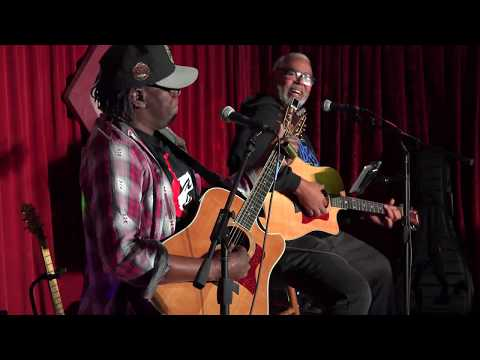 Joe Louis Walker House Concert - Dust My Broom - w/ Zac Harmon