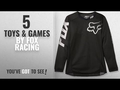 Top 10 Fox Racing Toys & Games [2018]: 2018 Fox Racing Youth Blackout Jersey-YS
