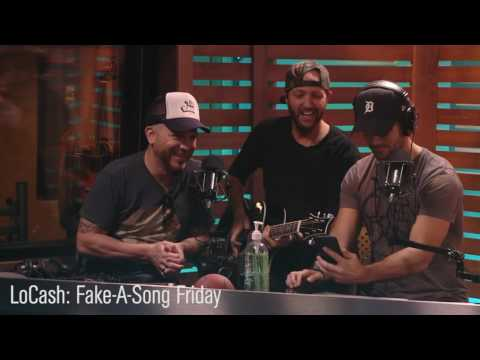 Ty, Kelly, and Chuck: Fake-A-Song with LoCash
