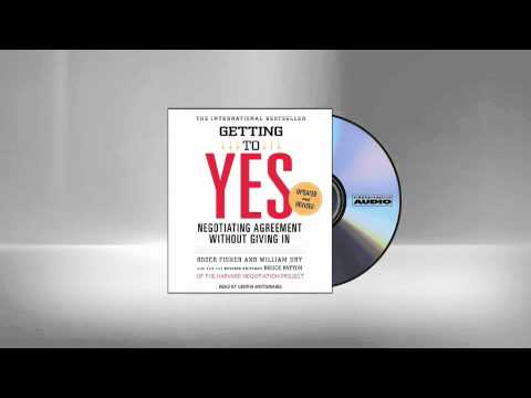 GETTING TO YES Audio Excerpt