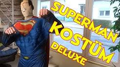 """""""SUPERMAN KOSTÜM DELUXE"""" -Vorstellung"""