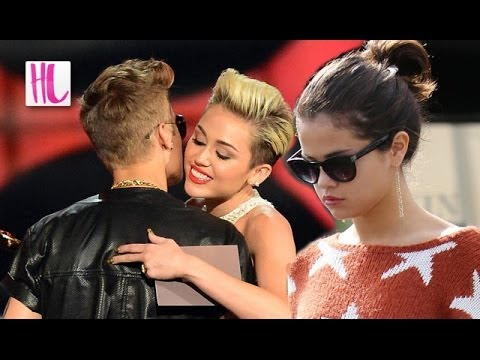 Justin Bieber Cheated On Selena Gomez With Miley Cyrus?