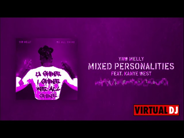 12 22 MB] YNW Melly-Mixed Personalities ft  Kanye West