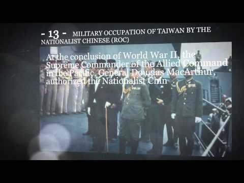 Taiwan (3): The Truth of Oct. 25, 1945