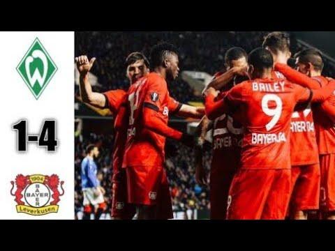 Download FULL HD: Werder Bremen vs Bayer 04 Leverkusen 1-4   All Goals   Match Highlights  BUNDESLIGA 2020