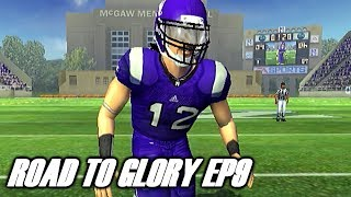 SPRING GAME - NCAA FOOTBALL 11 ROAD TO GLORY - EP9