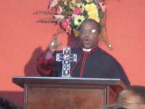 El Shaddai - Christians Mad As Hell (Pastor Joseph Cox)