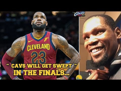 Cavs Demand MORE HELP So They Can Beat Warriors! KD & Iguodala Joke Around Postgame