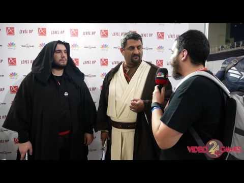 Οι STAR WARS HELLENIC ACADEMY στο TV Station του AthensCon