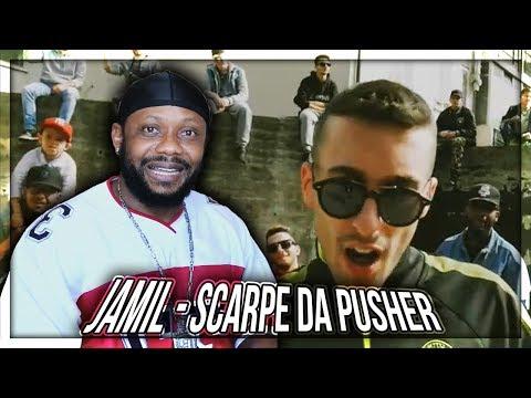 Jamil - Scarpe Da Pusher (Official Video) REAZIONE!!!