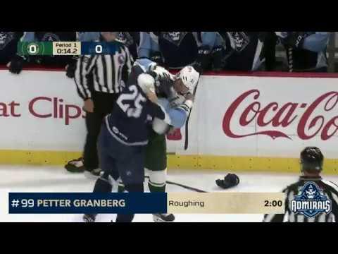 Andrew O'Brien vs Ryan Malone Oct 7, 2017