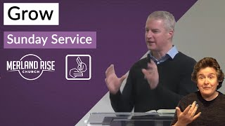 Grow - Richard Powell - 18th October 2020 - MRC Live in BSL