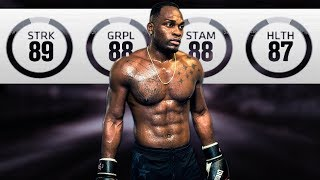 My Logic To Using Lower Rated Characters - Derek Brunson