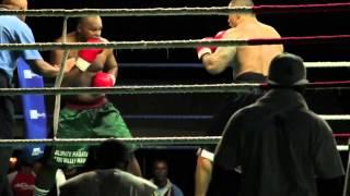 Napoleon Taumoepeau (Tongan) vs Alipate Nagata (Fijian) Pro Boxing