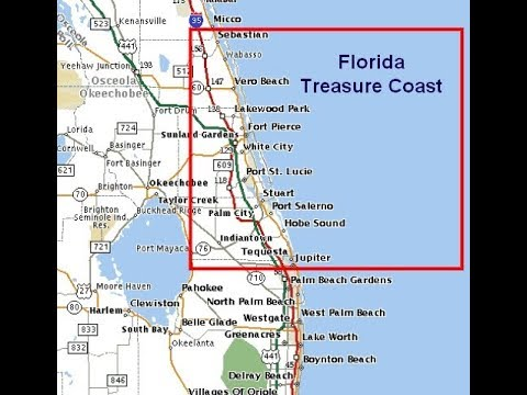 Florida Treasure Coast trip 2016