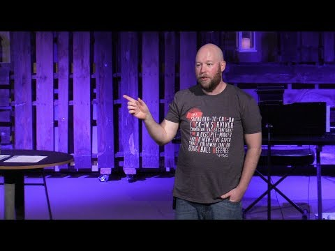 Why Children's/Youth Ministries / Why? / Feb. 25, 2018 / Matt Davis