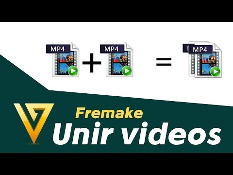 Unir videos en uno solo - gratis y rápido