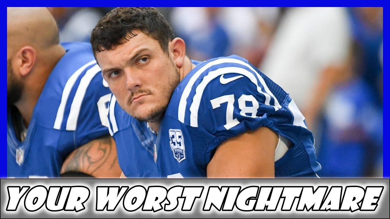Indianapolis Colts' Carson Wentz, Quenton Nelson, Ryan Kelly set ...