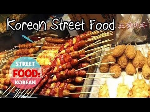 Korean street food street food around the world seoul for Around the world cuisine