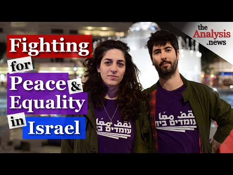 Fighting for Peace and Equality in Israel – Rula Daood and Alon-Lee Green