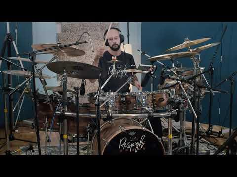 Nero di Marte - 'La Casa del Diavolo' (official drum play-through)