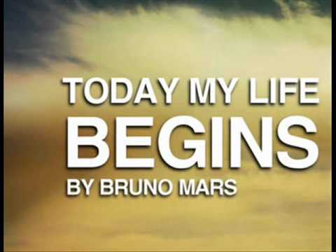 Today My Life Begins ?(Funky 100)Bruno Mars Ft. Usher
