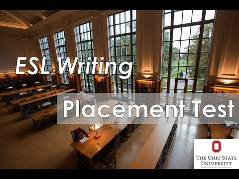 Tips on writing an essay for a placement test?