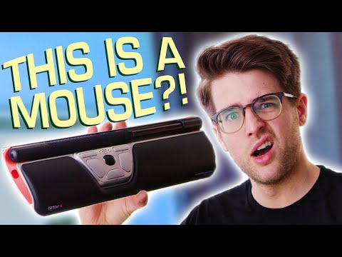 The WEIRDEST mouse we've ever seen…