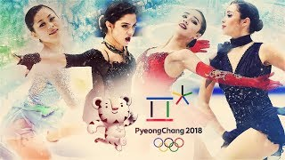 Before PyeongChang 2018. Figure skating. Ladies. Key events.