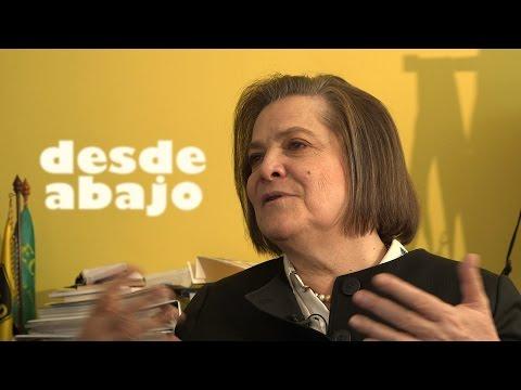 Entrevista a Clara López