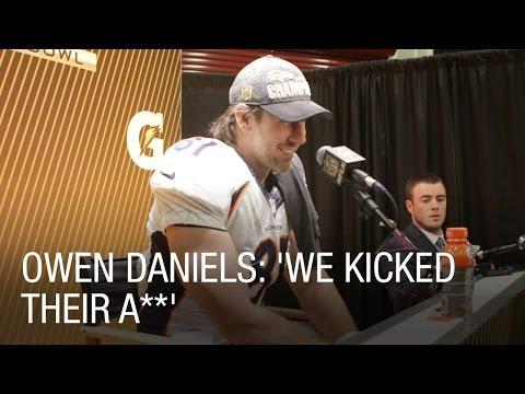 Owen Daniels: