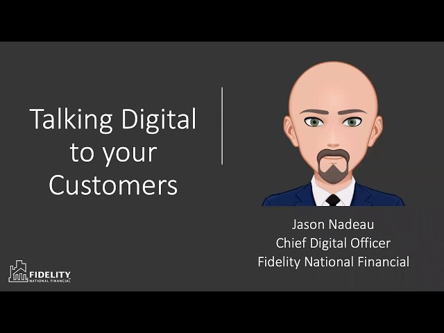 Talking Digital to Your Real Estate Customers