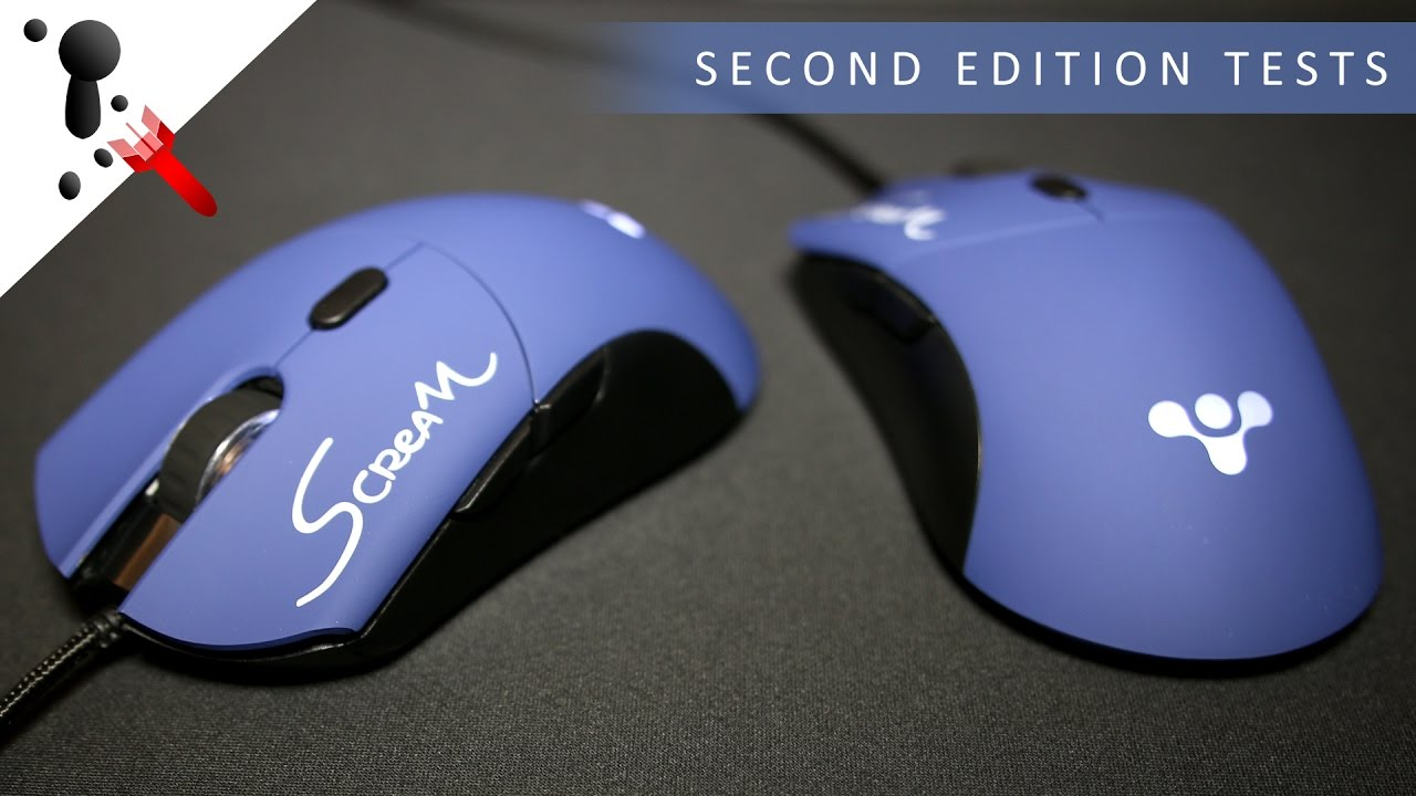 Finalmouse Scream One - Second Edition Tests and Update by Rocket Jump Ninja