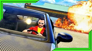 grand theft alien episode 17 the car chase feat typical gamer gta 5 cinematic