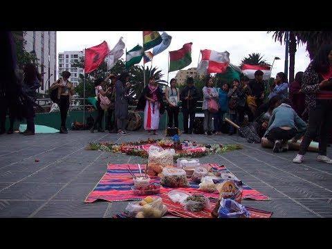 Acto Ritual De Resistencia Cultural En La Waca Sagrada De Qala Qala