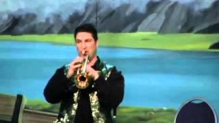 O mein Papa-Solotrompeter Markus Arnold
