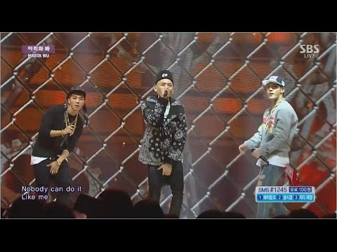 MASTA WU  - '이리와봐(COME HERE)'(feat. MINO,BOBBY) 1214 SBS Inkigayo